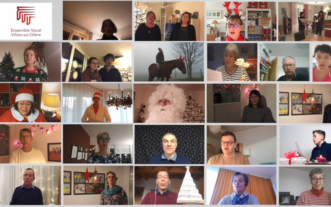 Vidéo 2020 Les anges dans nos campagnes
